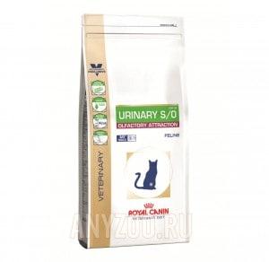 Купить Royal Canin Urinary S/O Olfactory Attraction UOA32-диета для кошек при болезнях дистального  отдела