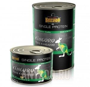 фото Belcando - Белькандо консервы для собак с мясом кенгуру
