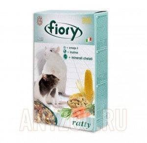 фото Fiory Ratty Фиори корм для крыс