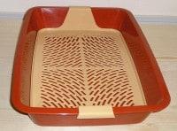 фото Туалет Догман для кошек Триплекс средний