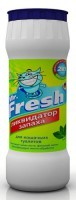 фото Mr.Fresh 2в1 Ликвидатор запаха для кошачих туалетов  (порошок)