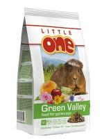 Little One Зеленая долина Корм из разнотравья для морских свинок