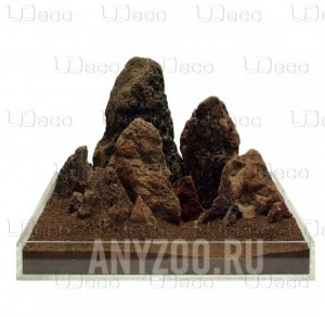 UDeco Brown Lava MIX SET