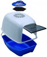 Купить MPS Pixi Био-Туалет для кошек  39*39*52 см