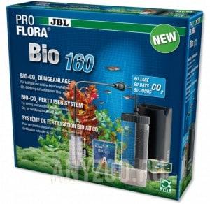 фото JBL ProFlora bio160 2  BioCO2-система с пополняемым баллоном и расширяемым CO2-реактором от 50-160л