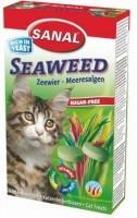 фото Sanal Seaweed -Санал витамины для кошек с морскими водрослями