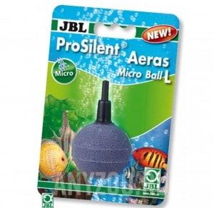 фото JBL ProSilent Aeras Micro Ball L  Распылитель шаровидной формы диаметром 40мм для особо мелких пузыр
