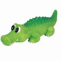 фото Trixie 3529 Игрушка для собак Крокодил, латекс 35см