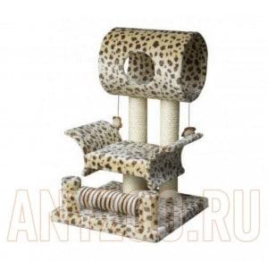 фото Limbo игровая площадка для кошек, жираф, 45х45х79
