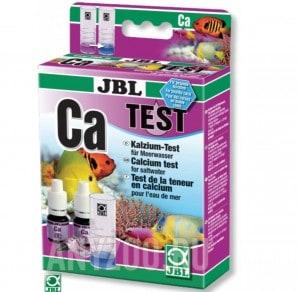 фото JBL Calcium Test-Set Ca Тест для измерения содержания кальция во всех аквариумах с морской водой