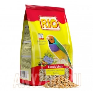 фото Rio Рио Корм для экзотических птиц