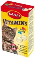 фото Sanal  Санал витамины длякошек с содержанием В1, В2, В6, В12