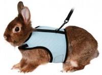 фото Trixie Шлейка-жилетка для кроликов