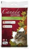 фото Canada Litter Запах на замке Наполнитель комкующийся (красный пакет)