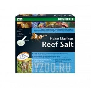 фото Dennerle Nano Marinus ReefStalt Специальная морская соль для небольших морских аквариумов