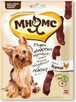 Купить Лакомство Мнямс Мини-колбаски с курицей для собак мелких пород