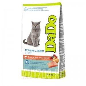 DaDo Adult Cat Sterilised Salmon