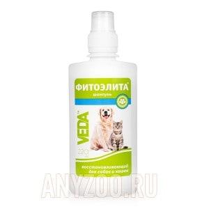 Фитоэлита Шампунь для собак и кошек восстанавливающий