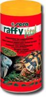 Sera Raffy Vital корм для растительноядных рептилий (травяные палочек и таблетки) 1832