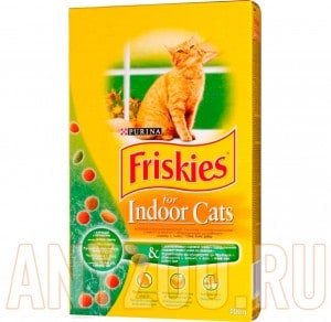 Friskies  Indoor