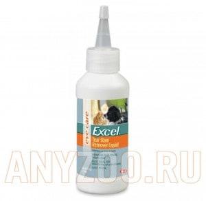 Купить 8 in 1 Excel Tear Stain Remover Liguid гигиенический лосьон для удаления слезных дорожек