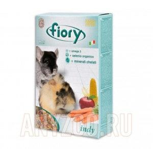 Купить Fiory Indy Фиори корм для морских свинок и шиншилл
