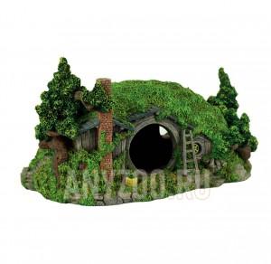 """ArtUniq Hobbit House Декоративная композиция """"Домик хоббита""""  (ART-2251530)"""