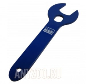 Dennerle Spanner blue SW27