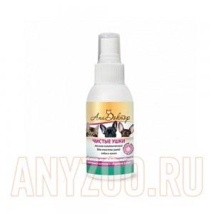Пчелодар Чистые ушки лосьон для очистки ушей собак и кошек