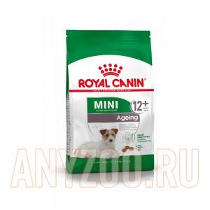 Купить Royal Canin Mini Ageing +12 Мини Эйджинг +12 сухой корм для стареющих собак