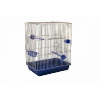 Дарэлл Клетка Есо Канарейка для птиц, укомплектованная