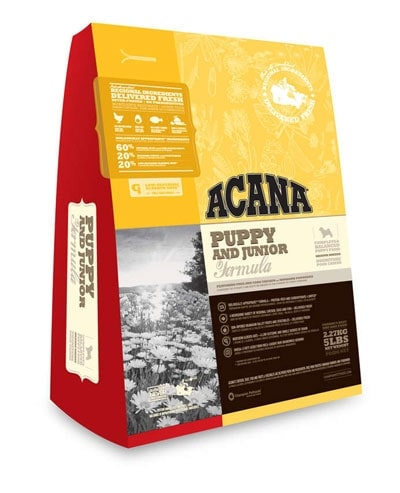 Acana Puppy Junior - ����� ���� ��� ������ ���� ����� �������� � ��������, �������� � �������