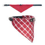 фото Hunter Smart ошейник для собак с банданной Ecco Sport Nicki 32 (23-28 см) красный арт. 24009