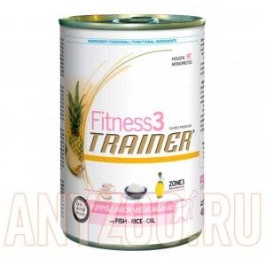 Trainer Fitness Junior Medium/Maxi Fish/Rice