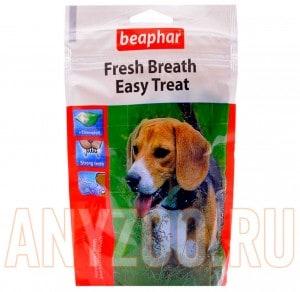 фото Beaphar Breat Treat - Беафар Подушечки для чистки зубов у собак