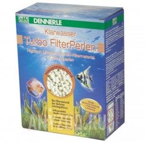 Купить Основной наполнитель для аквариумных фильтров Dennerle Turbo Filter Perlen