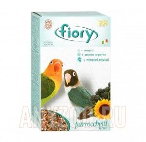 фото Fiory Parrocchetti Africa Фиори корм для средних попугаев
