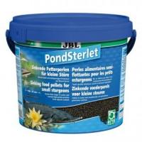фото JBL Pond Sterlet Корм для крупных осетров в форме тонущих гранул