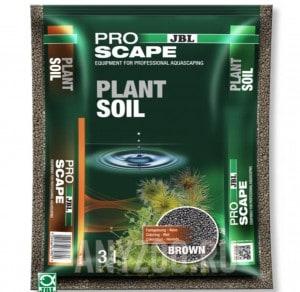 фото JBL ProScape PlantSoil Brown Питательный грунт для растительных аквариумов, коричневый
