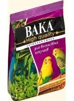 Вака High Quality Корм для волнистых попугаев