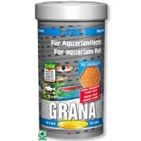 фото JBL Grana  Основной корм класса Премиум в форме гранул для маленьких рыб