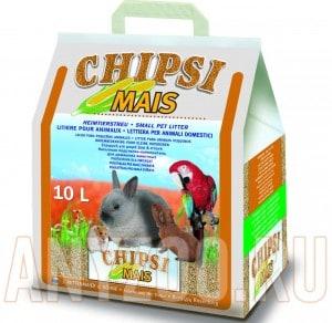Купить Cats Best Chipsi Mais Citrus (4,6кг) кукурузный, ароматизированный