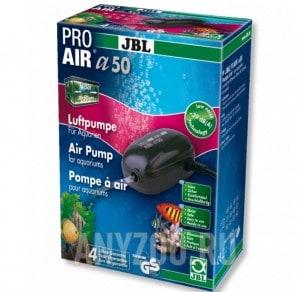 фото JBL ProAir a50  Сверхтихий компрессор для аквариумов 10-50 л