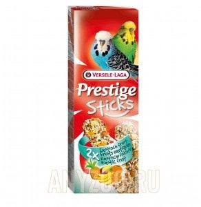 фото Versele-Laga Prestige палочка для волнистых попугаев с экзотическими фруктами