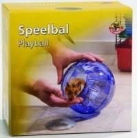 фото I.P.T.S Игрушка для мелких грызунов Шар прогулочный пластмассовый 12см