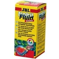 фото JBL NobilFluid Artemia 50ml Жидкий корм с артемией и витаминами для мальков, 50 мл