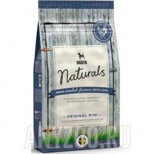 Купить Bozita Naturals Original Mini сухой корм для собак Мелких пород