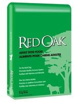 Red Oak Adult Dog
