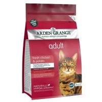 Arden Grange Adult Cat GF Chiken&Potato