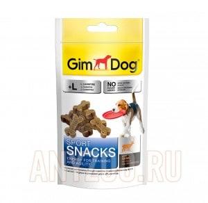 Gimdog Sport Snacks